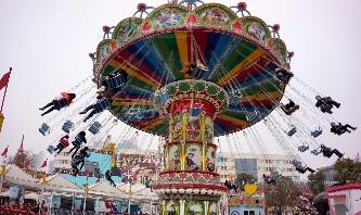 摇头飞椅 Swing Ride